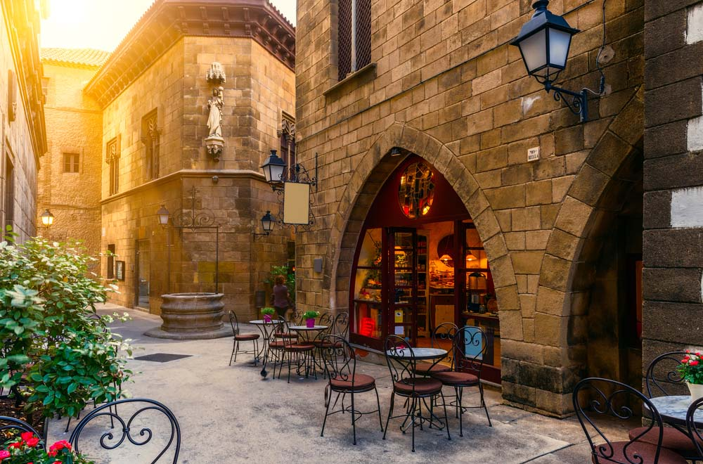Barcelona - Bulvár