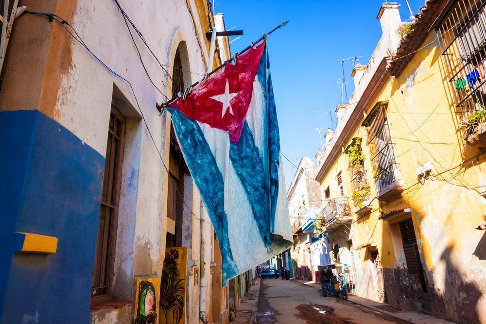 Ulice v Havane