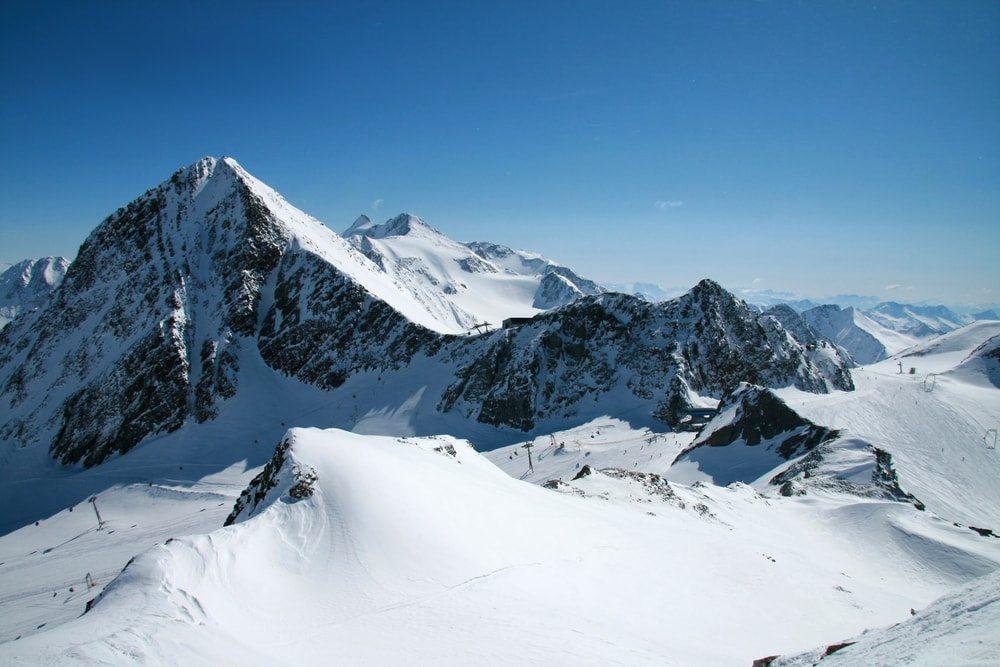 alpok-gleccserek