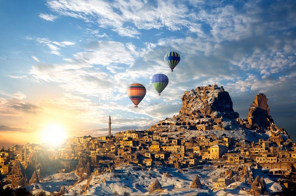 Törökországba utazás