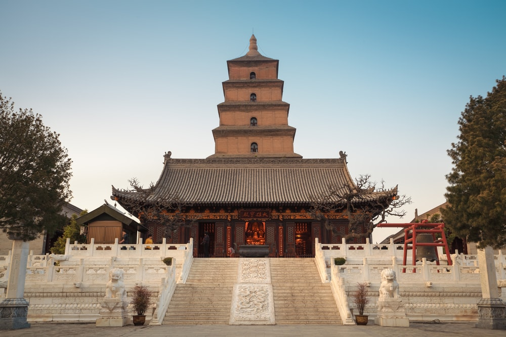 big-goose-pagoda