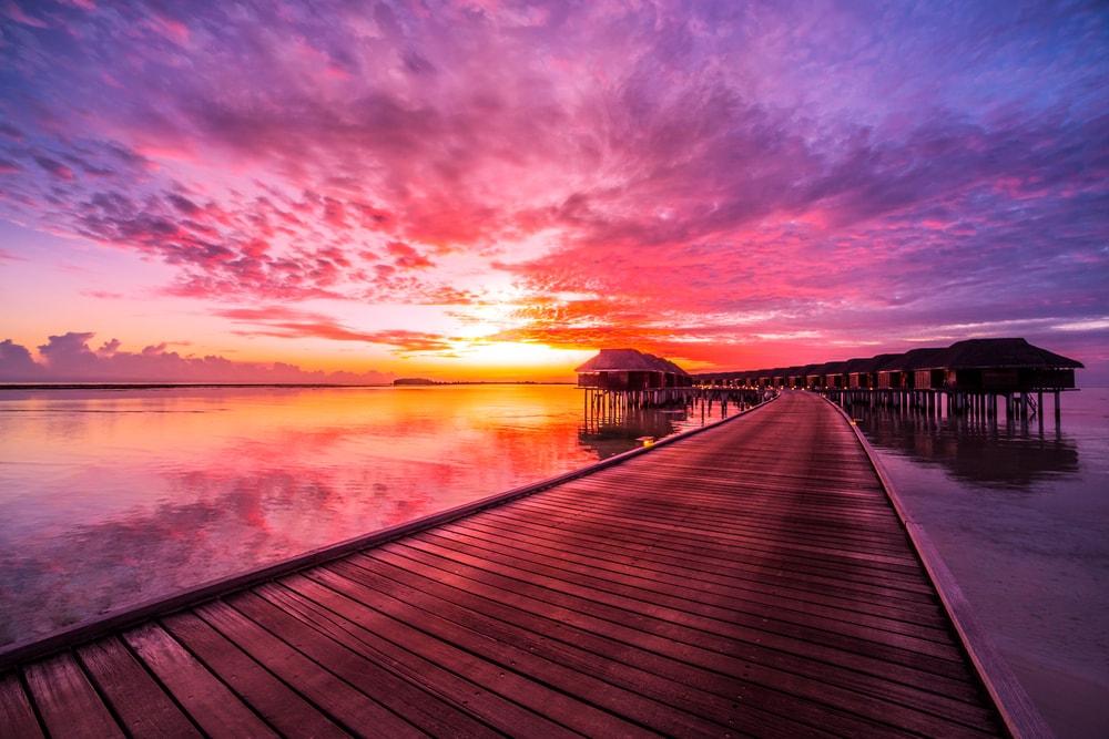 maldiv-naplemenze