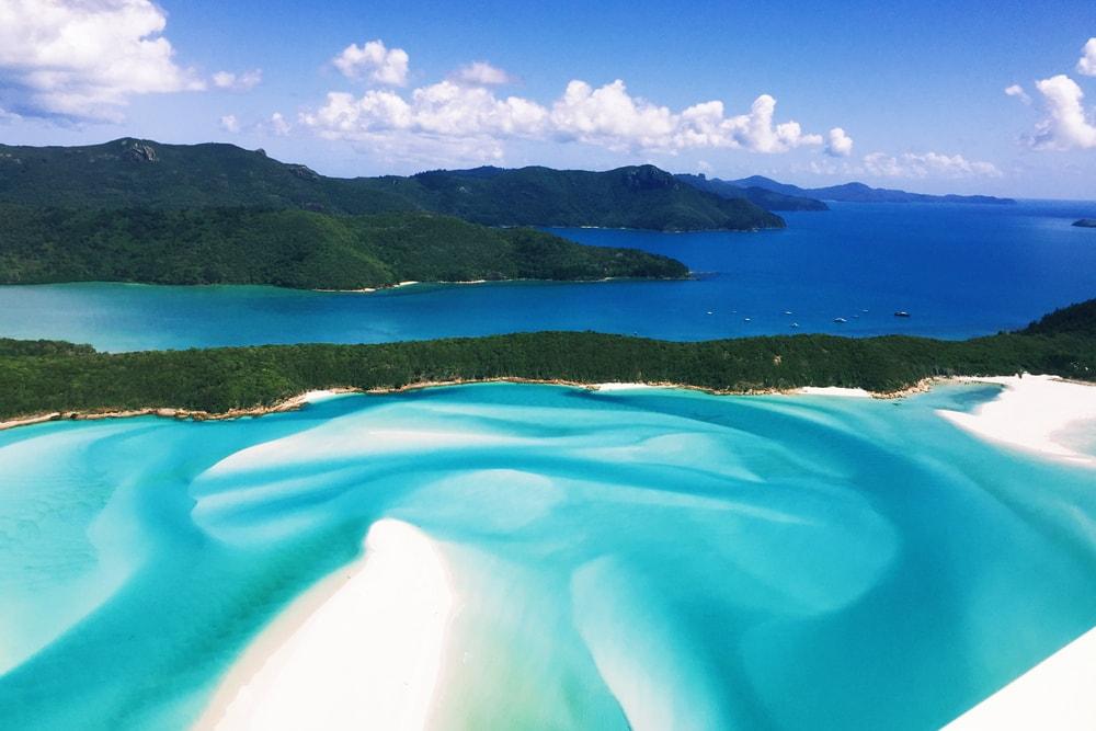whitsunday-szigetek