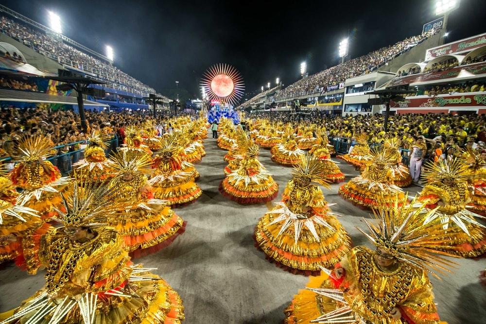 A Farsang- riói karnevál