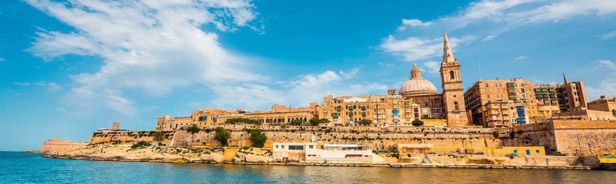 Málta utazás