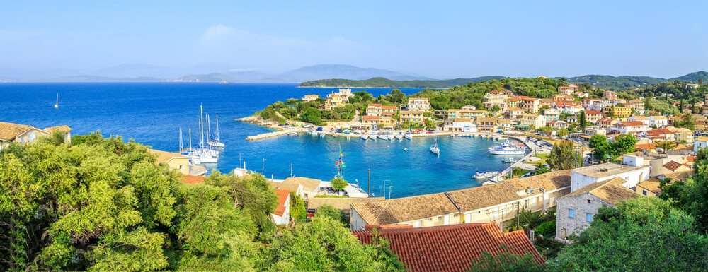 Egy hét Korfun