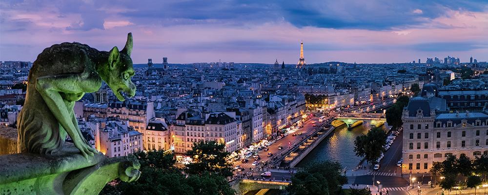 kijárársi tilalom lesz Párizsban