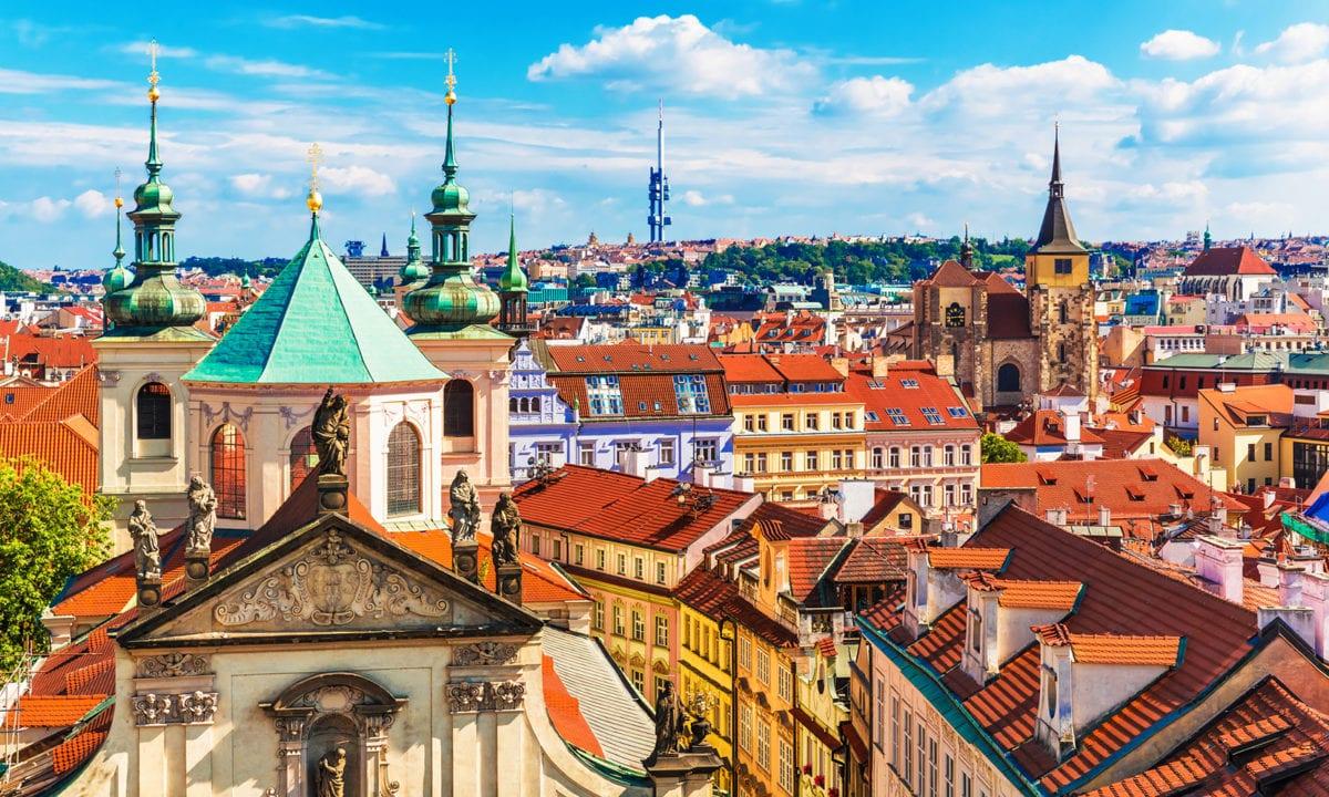 Csehországgal