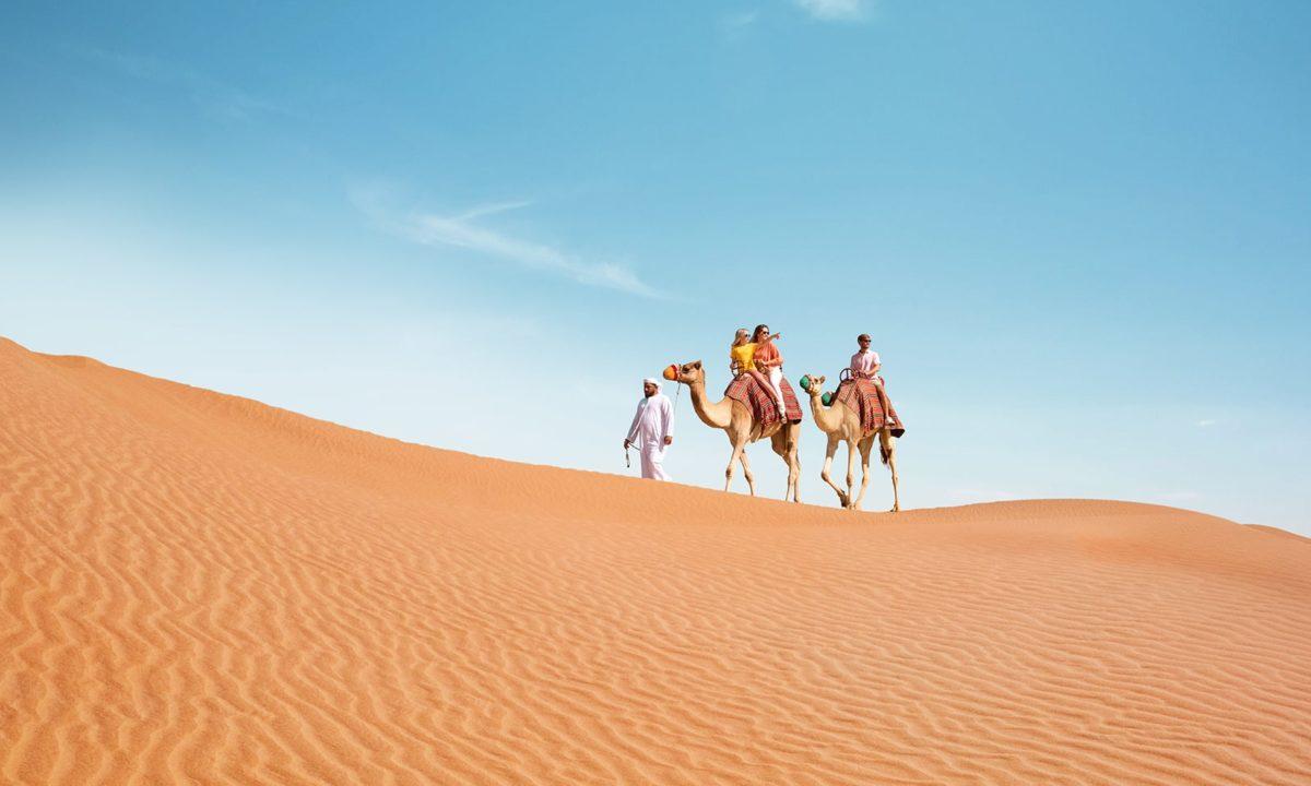 Utazás Dubaiba