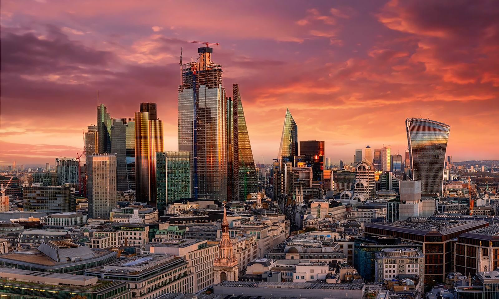 Helyek a Londonba