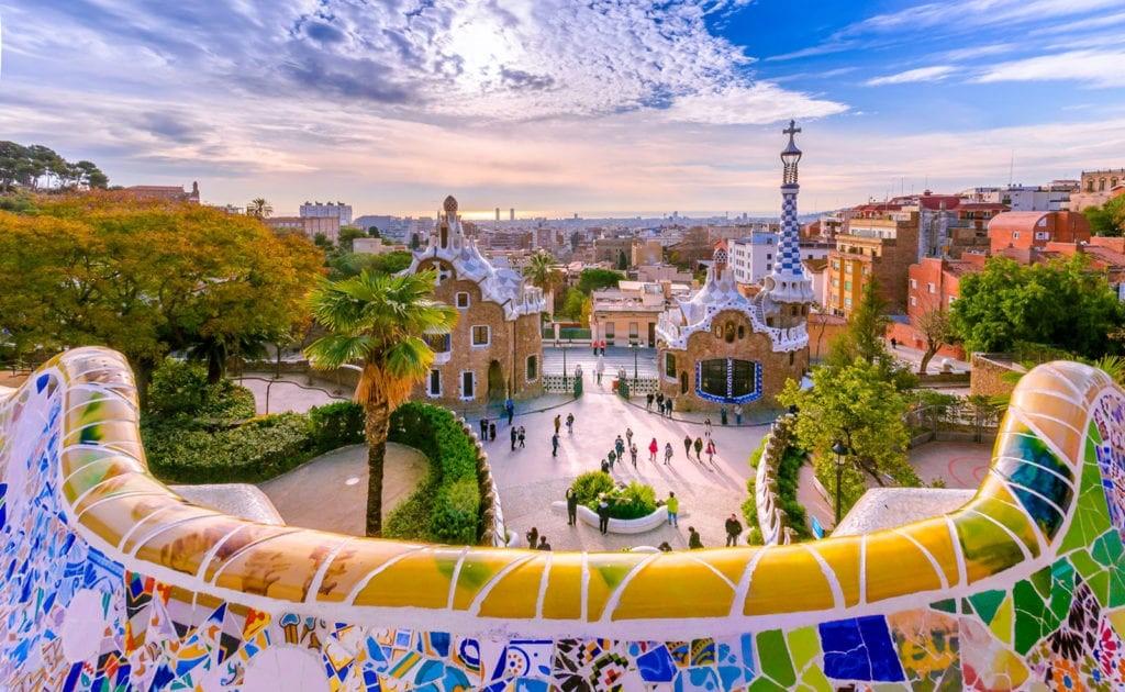Spanyolországban utazás