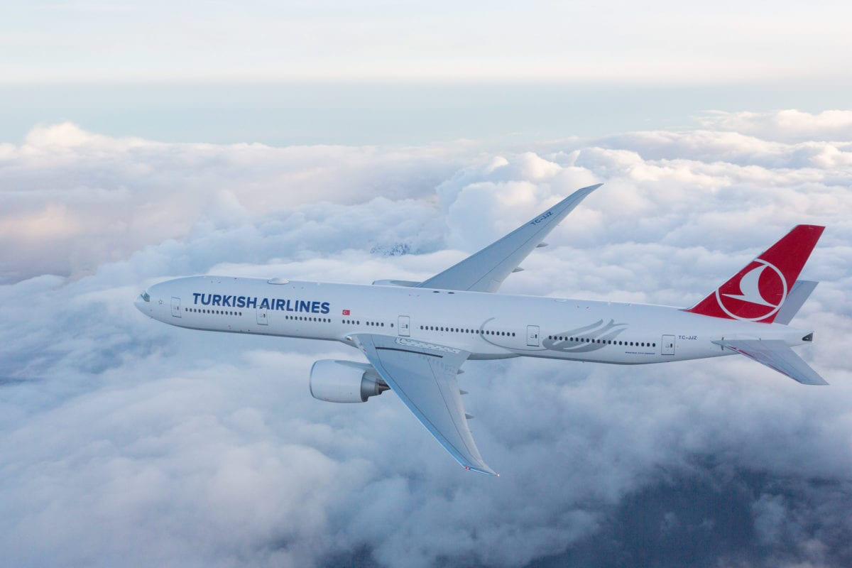 Turkish Airlines repjegyek