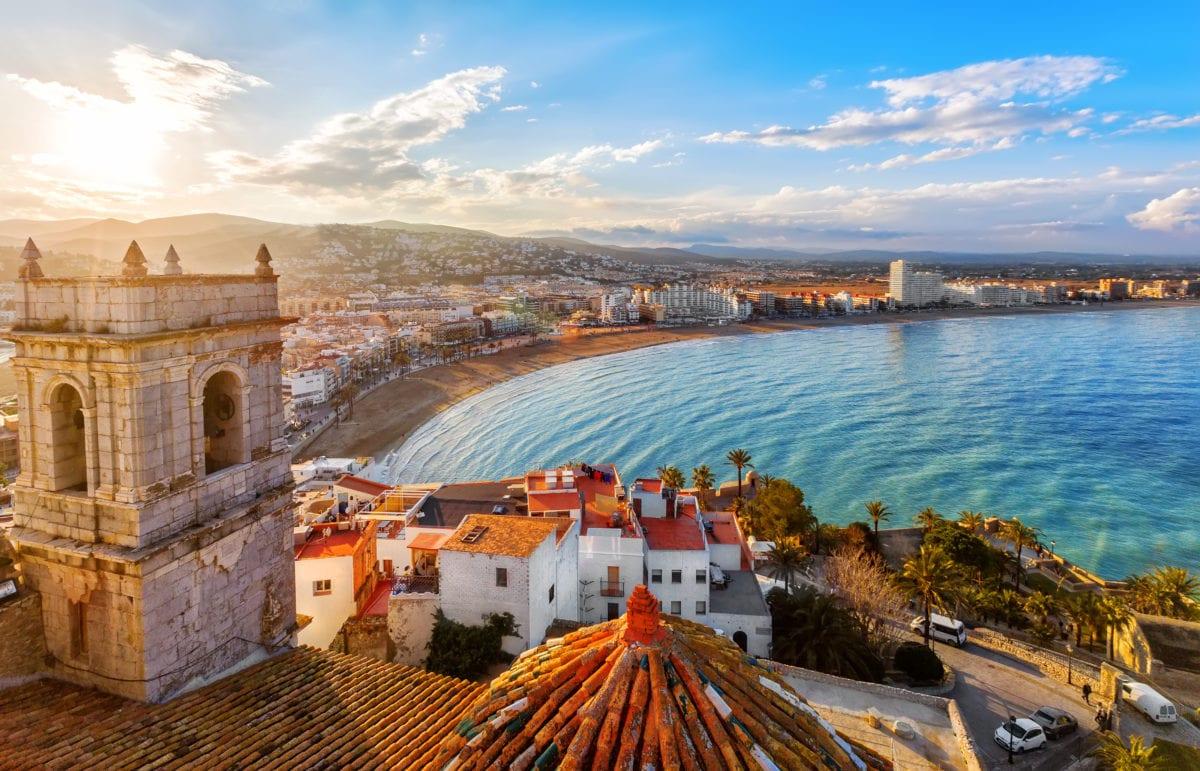 Spanyolországba