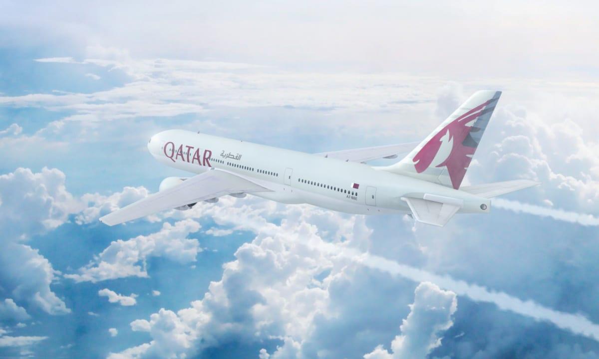 Qatar légitársaság
