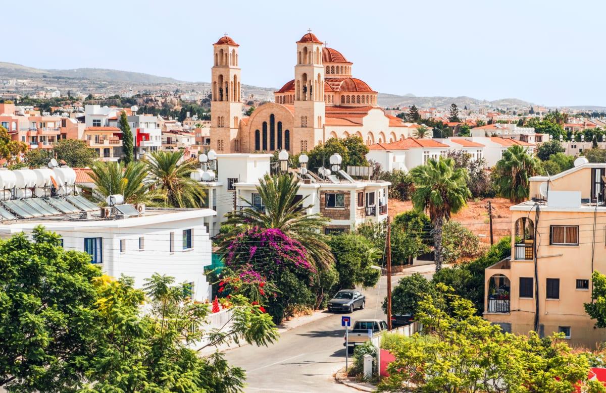 Ciprusra utazás