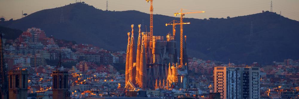 Sagrada Família építés