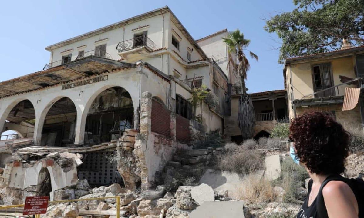 megnyitották Ciprus kísértetvárosát