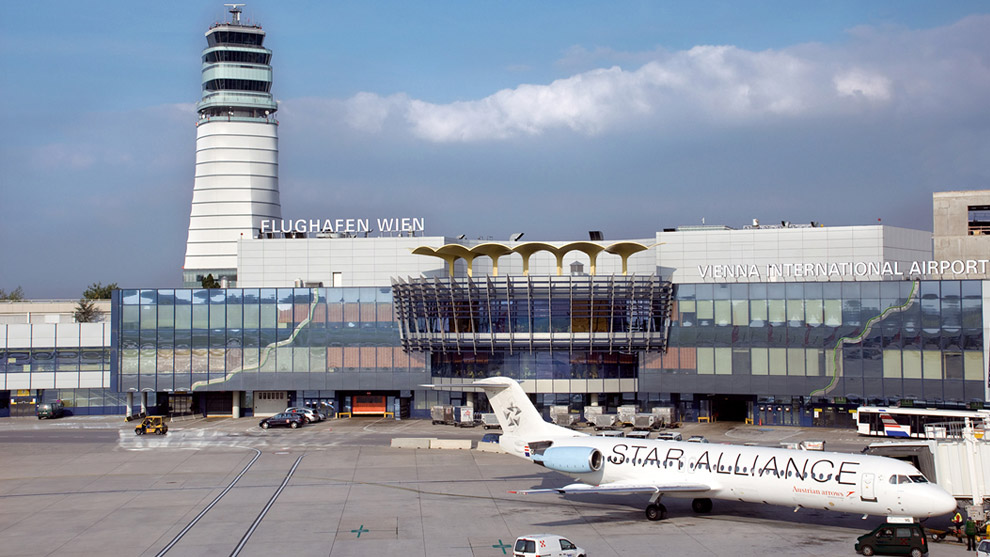 bécsi repülőtér antigén gyorsteszteket vezet be