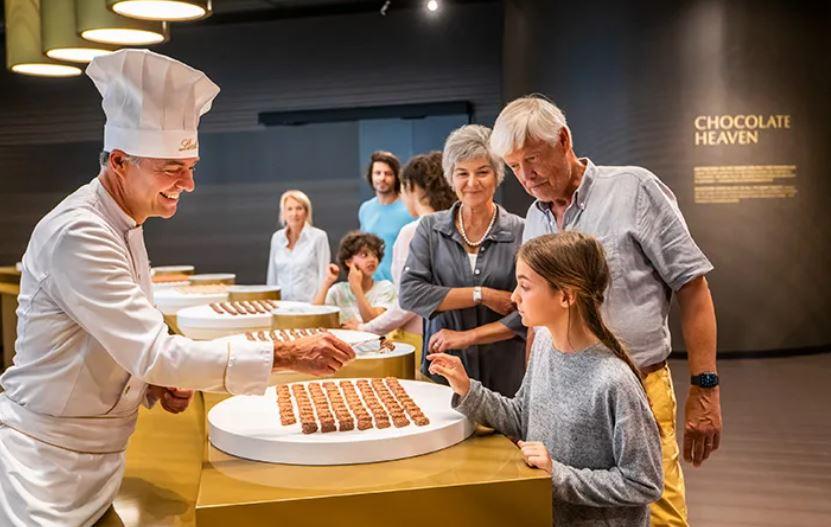 csokoládémúzeum nyílt Zürichben