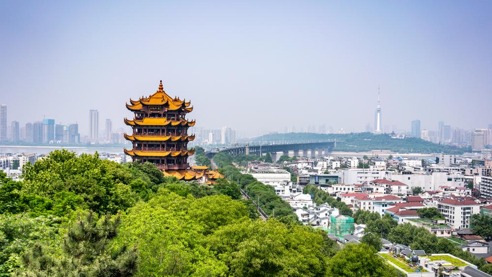 Wuhan, koronavírus Kína, turistamágnes