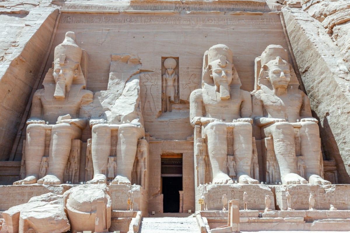 Egyiptom top 10 látnivaló
