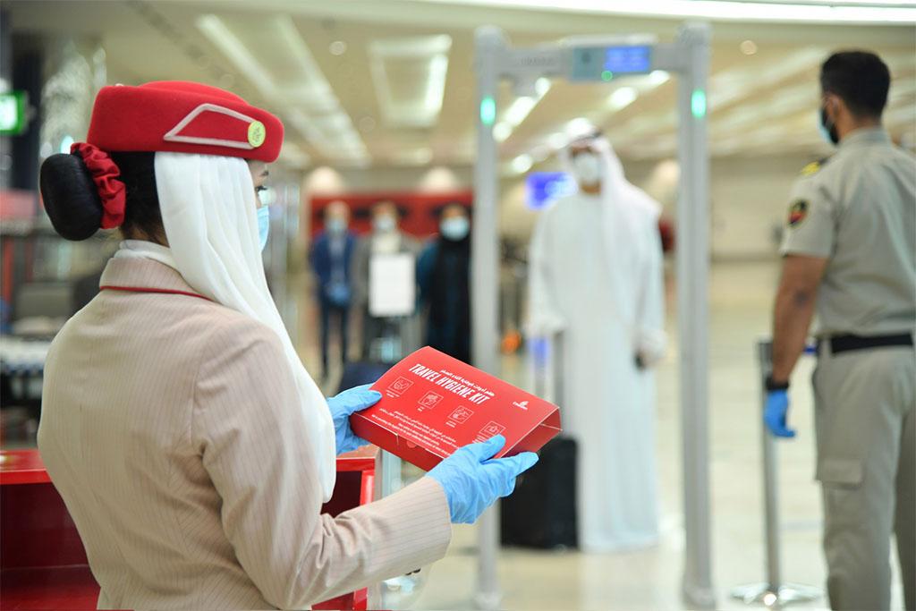 Emirates légitársaság