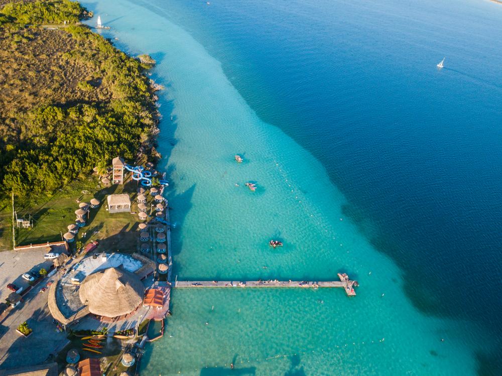 10 egyedi tó a világból