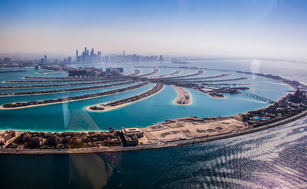 Dubaji körkép