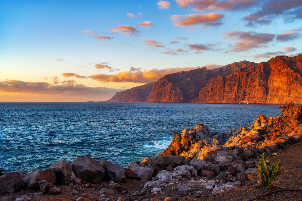 Tenerife szigete