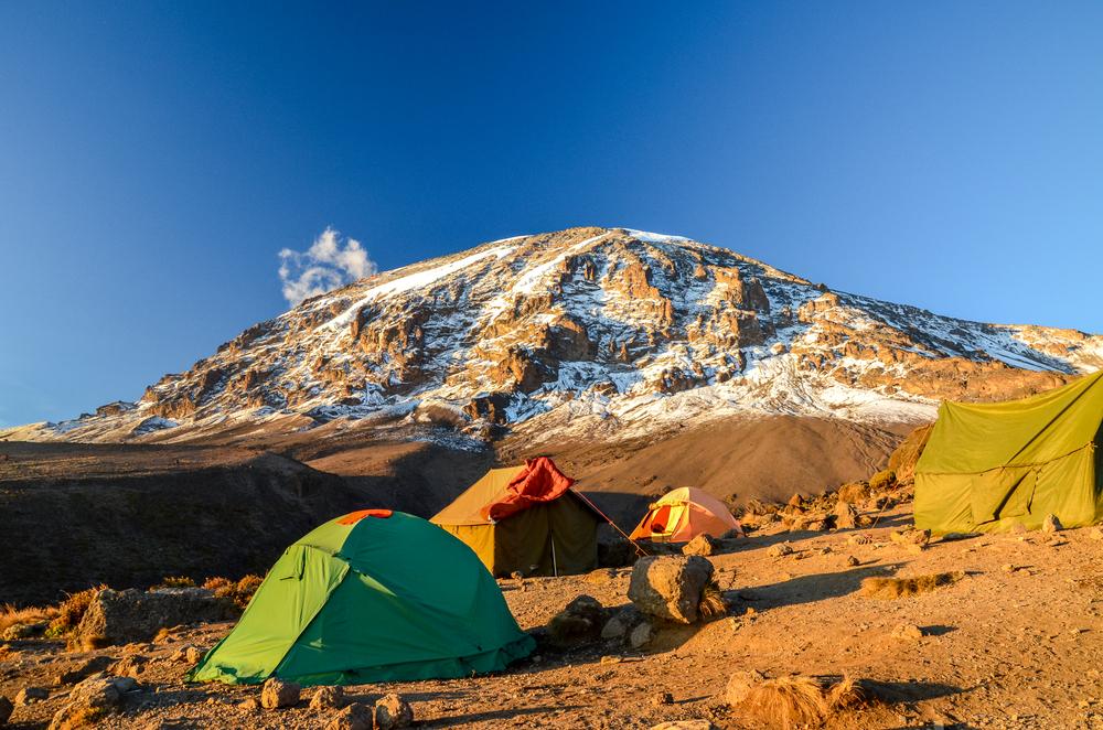 virtuális a Kilimandzsárót
