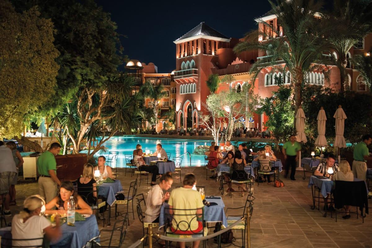 nyaralás Hurghadában hotel
