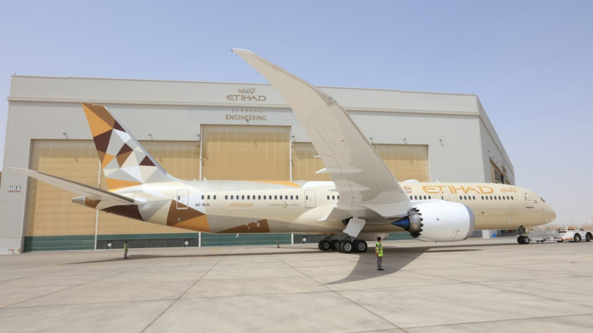 Etihad Airways repjegyek