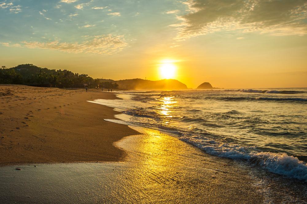 Mexikó strandjai