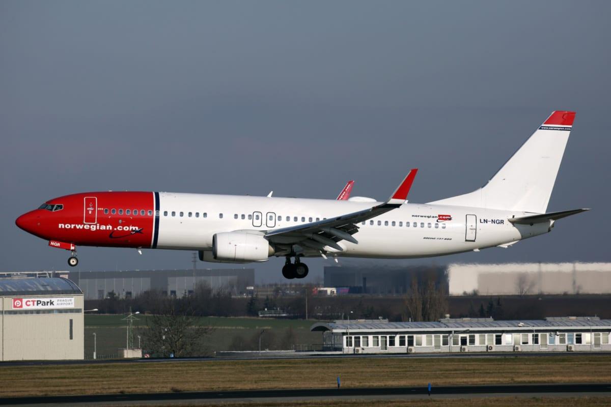 norwegian légitársaság