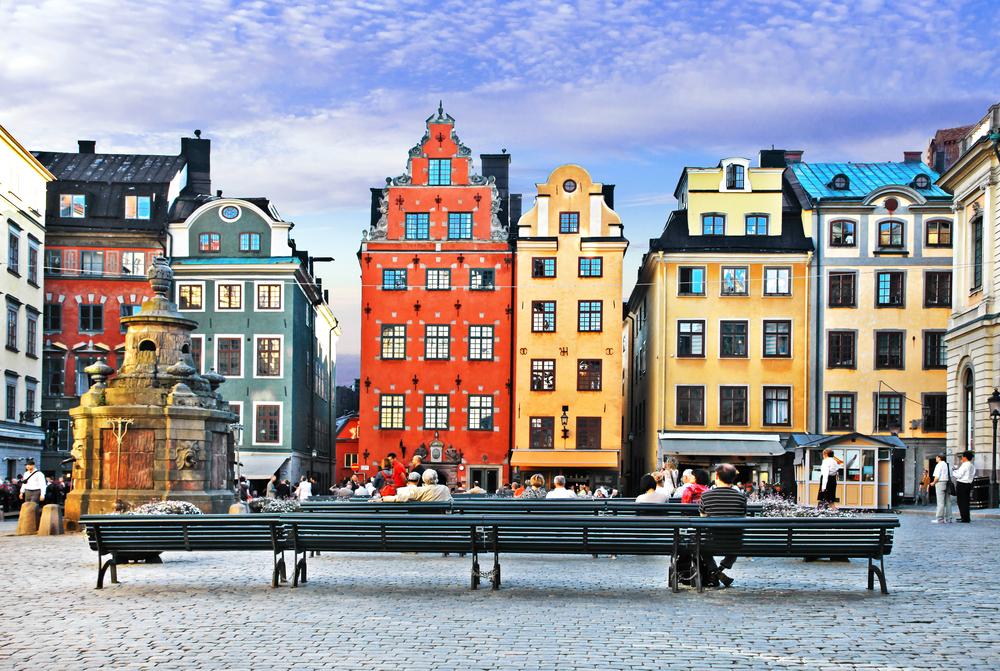 Stockholm utazás