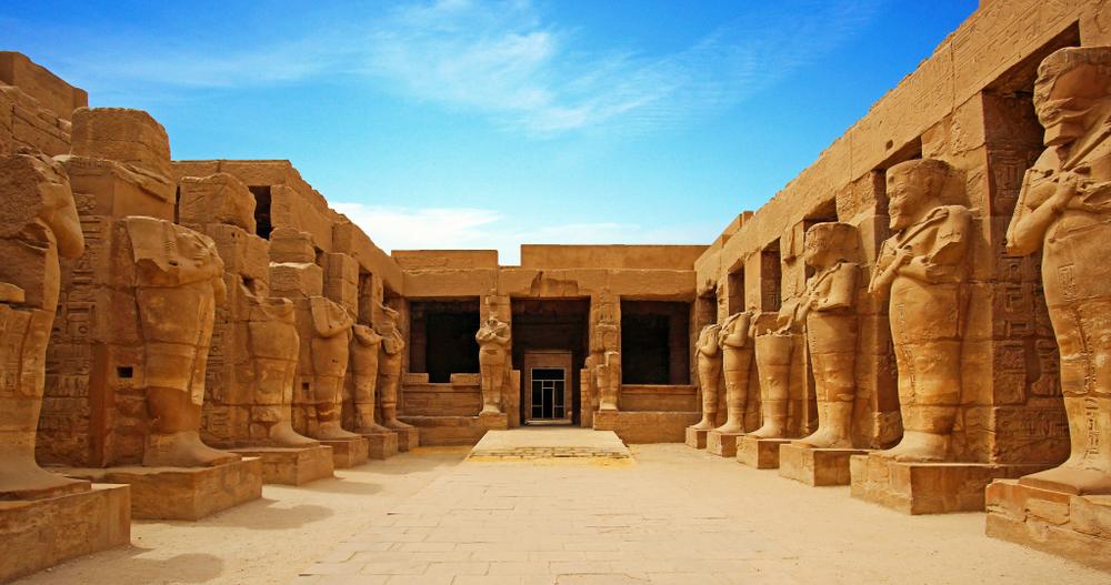Egyiptom - krónika