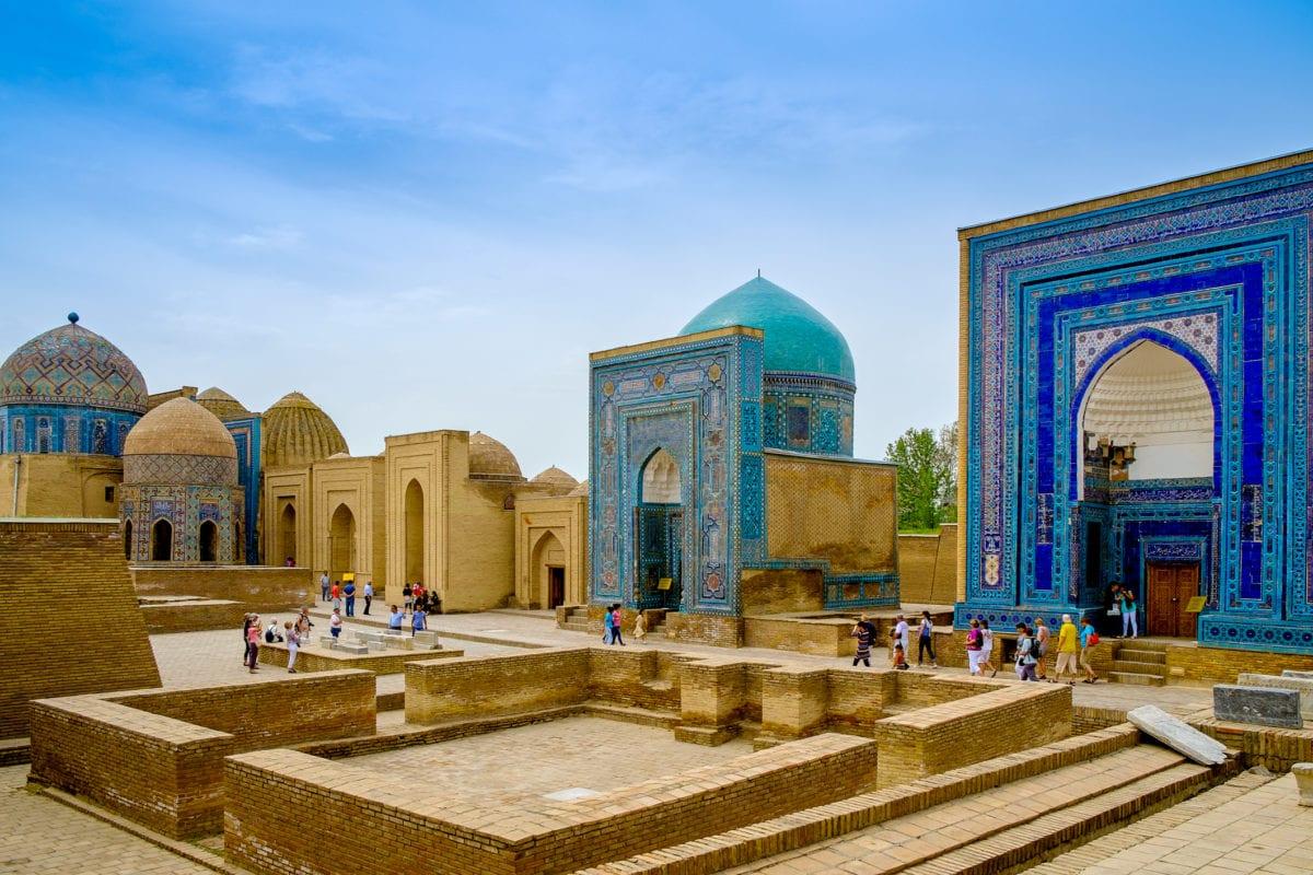 Üzbegisztánba